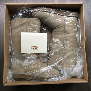 UGG Classic Tall-Women's 5815 in Sand